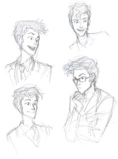 David Tennant as the 10th Doctor by Burdge.  She already has a bunch of points in my book, but, for liking Doctor Who, 10 points for Burdge!