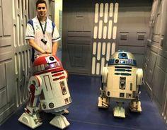 Réplica del Robot de Star Wars R4-P17 realizada con Arduino #Arduino #diy #makers #robotica #robots #robotics #starwars