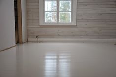 P ö m p e l i: Maalattua lautalattiaa Hardwood Floors, Flooring, Weekend Fun, Tile Floor, Color Schemes, Interior, Design, Google, Wood Floor Tiles