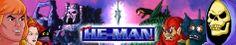 He-Man ist der zentrale Charakter der Action-Figuren-Serie Masters of the Universe, die in den 1980er Jahren weltweit von Mattel vertrieben wurde.