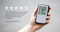 The Best Rated Digital Radon Monitor: Cooking Timer, Monitor, Content, Digital, How To Make