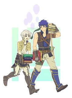 Fire emblem awakening<< Seriously Robin would be the BIGGEST geek over Ike and Marth
