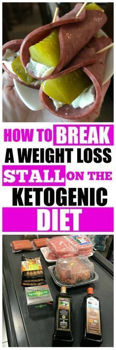 Stall on the Keto Diet? This is how you break a stall on the Ketogenic Diet!