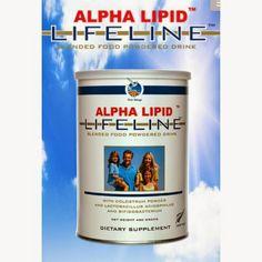 MAMAHANNY ONLINE SHOP: Kelebihan Alpha Lipid Lifeline Pada Kulit Fitspo, Mineral, Diet, How To Plan, Drinks, Bottle, Workout, Shopping, Food