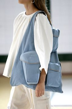 Lemaire -- Spring 2017 Bag Trends From Runway - Best Spring and Summer Handbags : elle