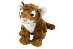 "Baby Tiger Stuffed Animal - 12"" Class"