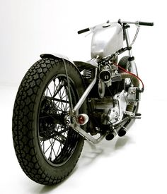 Triumph | Bobber Inspiration - Bobbers and Custom Motorcycles | the-ghost-darkness November 2014