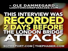 THIS INTERVIEW WAS RECORDED 2 DAYS BEFORE THE LONDON BRIDGE ATTACK - YouTube