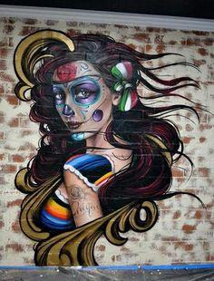 Artist: ArtByDestroy #streetart