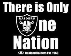 The Raider Nation