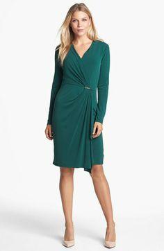 MICHAEL Michael Kors Faux Wrap Dress | Nordstrom