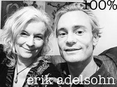I avsnitt 62 av 100%-podden möter Charlotte Cronquist Erik Adelsohn, den andlige sökaren som gått från att leva ut tantra, till att finna en guru och leva ett år i celibat.
