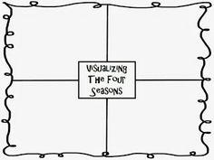 Visualizing the Four Seasons freebie!