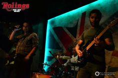Classtone en vivo en #Rolingscuenca #RockandRollfromHell @Rock Fusión