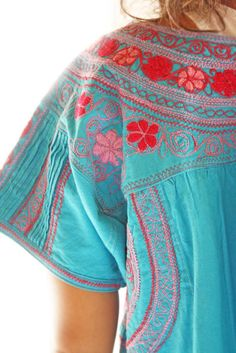 Cielo La Celebracion Mexican fine embroidered Blouse
