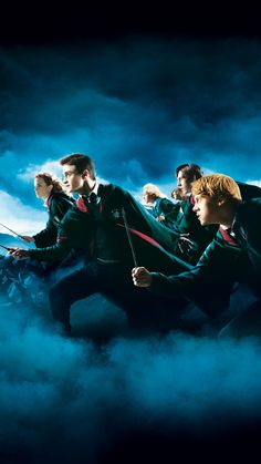 Harry Potter and the Order of the Phoenix (2007) Phone Wallpaper | Moviemania