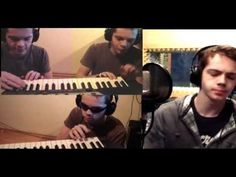 A Young Musician Performs a Fantastic Multitrack Cover of 'In the Air Tonight' by Phil Collins
