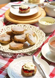Rice Bowl Tales: 威爾斯小鬆餅 Welsh Cakes