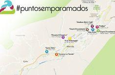 """Actualización de #puntosemparamados  _ De la mano de @chocolatescayre llegamos al @mukumbari ! Un Emparamado antes de subir y otro luego de bajar del Pico Bolivar (por aquello de: """"cuando te estas congelando lo ideal es consumir algo frio para aclimatarse"""") _ Acá los 9 puntos de venta en Mérida: _ Fedigo: Centro Av. 5 entre 22y23. @gnocchisfedigo  _ Riko Pollo: Av. 4 entre 30y31. @rikopollomerida _ Andinos Bistro Café: CC Plaza Mayor @andinosbistrocafe _ Cayre Chocolatería: Mercado Principal…"""