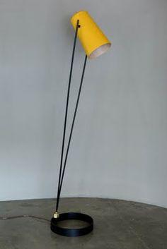 >>> Ben Seibel mustard perforated lamp