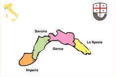 Region Ligurien - Liguria Reiseführer http://www.italien-inseln.de/italia/ligurien-liguria.html