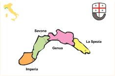 Region Ligurien