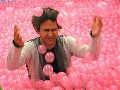 ernesto neto pink
