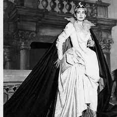 "Callas in ""Iphigenie in Tauride"" (20th c interpretation of 17th C opera deriving from Euripedes)"