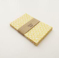 Zakjes romance geel Mino Paper Sweets
