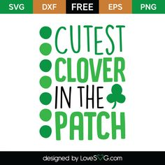Cutest clover in the patch