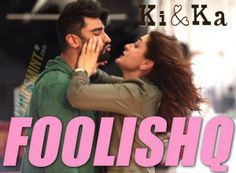 FOOLISHQ LYRICS Video Song | KI & KA | Armaan Malik, Shreya Ghoshal - lyrics Stuff #MeetBros #PalakMuchhal #ArjunKapoor #KareenaKapoor   #KI&KA #KiandKa #lyricsstuff