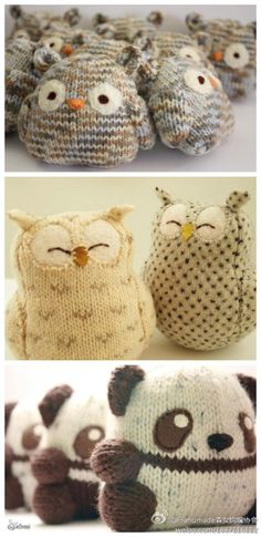 These are adorable!!! But the directions are in Japanese or Chinese!!! so google translate :S