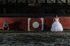 Liliana + Mauro, una bella boda, una gran faena! www.arte-vision.com