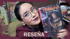 "RESEÑA   Hellblazer arco ""Dangerous Habits""   trestrece!"