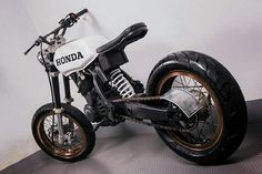 Tracker Motorcycle, Enduro Motorcycle, Moto Bike, Cafe Racer Motorcycle, Motorcycle Design, Bike Design, Honda Motors, Honda Bikes, Honda Motorcycles