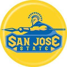 NCAA San Jose State Spartans Classic Football Bracelet