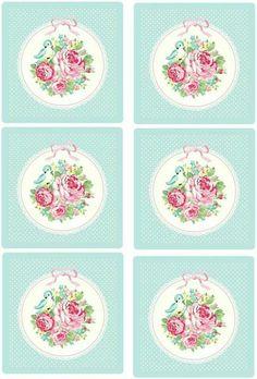 icu ~ Pin by Mila on posluzavnik podmetaci Cartoon Wallpaper, Iphone Wallpaper, Scrapbook Vintage, Decoupage Printables, Decoupage Paper, Vintage Tags, Printable Stickers, Flower Photos, Collage Sheet