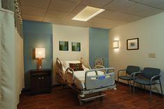 Serenity Patient Room Lighting