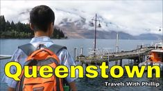 The first day in Queenstown, New Zealand It's our first day in Queenstown. We took a 1 hour and 40 minutes flight from Auckland to Queenstown. Thing 1, One Day, Auckland, The One, New Zealand, News, City, Youtube, Travel