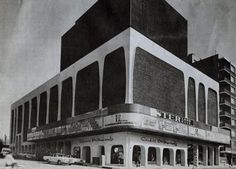 Ster City I. Closed in the Johannesburg City, Cinema Theatre, Back In The Day, Live, South Africa, The Past, History, Street, Theatres