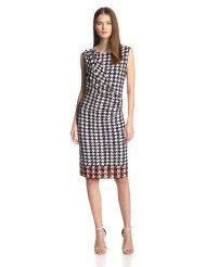 Black Friday Anne Klein Women's Houndstooth Sleeveless Dress, New Marine Multi, Small from Anne Klein Cyber Monday Elegant Dresses For Women, Work Dresses For Women, Simple Dresses, Clothes For Women, Work Clothes, Anne Klein, Different Dresses, Casual Work Outfits, Amazing Women