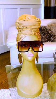 African Print Shirt, African Print Dresses, African Print Fashion, Head Wraps For Women, Hair Wrap Scarf, Ankara Clothing, African Head Wraps, Black Girl Fashion, Scarf Hairstyles