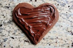 chocolate valentine cookies by Ree Drummond / The Pioneer Woman