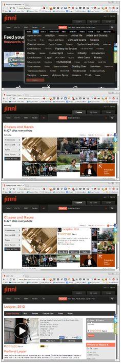 Jiini.com's discovery process