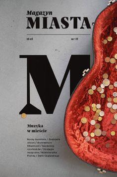Miasta #magazine #cover #paper