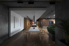 The Mod Apartment in Kyiv / Sergey Makhno Architects