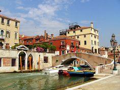 Venedigs Viertel abseits des Tourismus