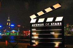 The Avenue of Stars, in Tsim-sha-Tsui, is Hong Kong's answer to Hollywood's Walk of Fame.