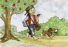 When Is Johnny Appleseed Day | Johnny Appleseed