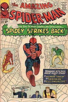 The Amazing Spider-Man #19.